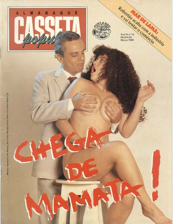 ALMANAQUE CASSETA POPULAR n°19